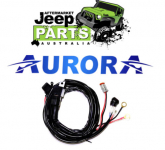 AURORA-DUALLY-2-D2-40W-Spot-Beam-10w-LEDs-Light-Bar-4x4-Suit-Offroad-Camping-21