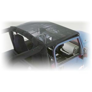 rugged ridge mesh summer brief top 07 09 jeep wrangler aftermarket jeep pa. Cars Review. Best American Auto & Cars Review