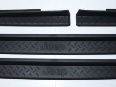 Jeep Wrangler JK 4 Door Sills, Guards_Protectors