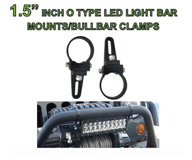 1.5 inch clamp