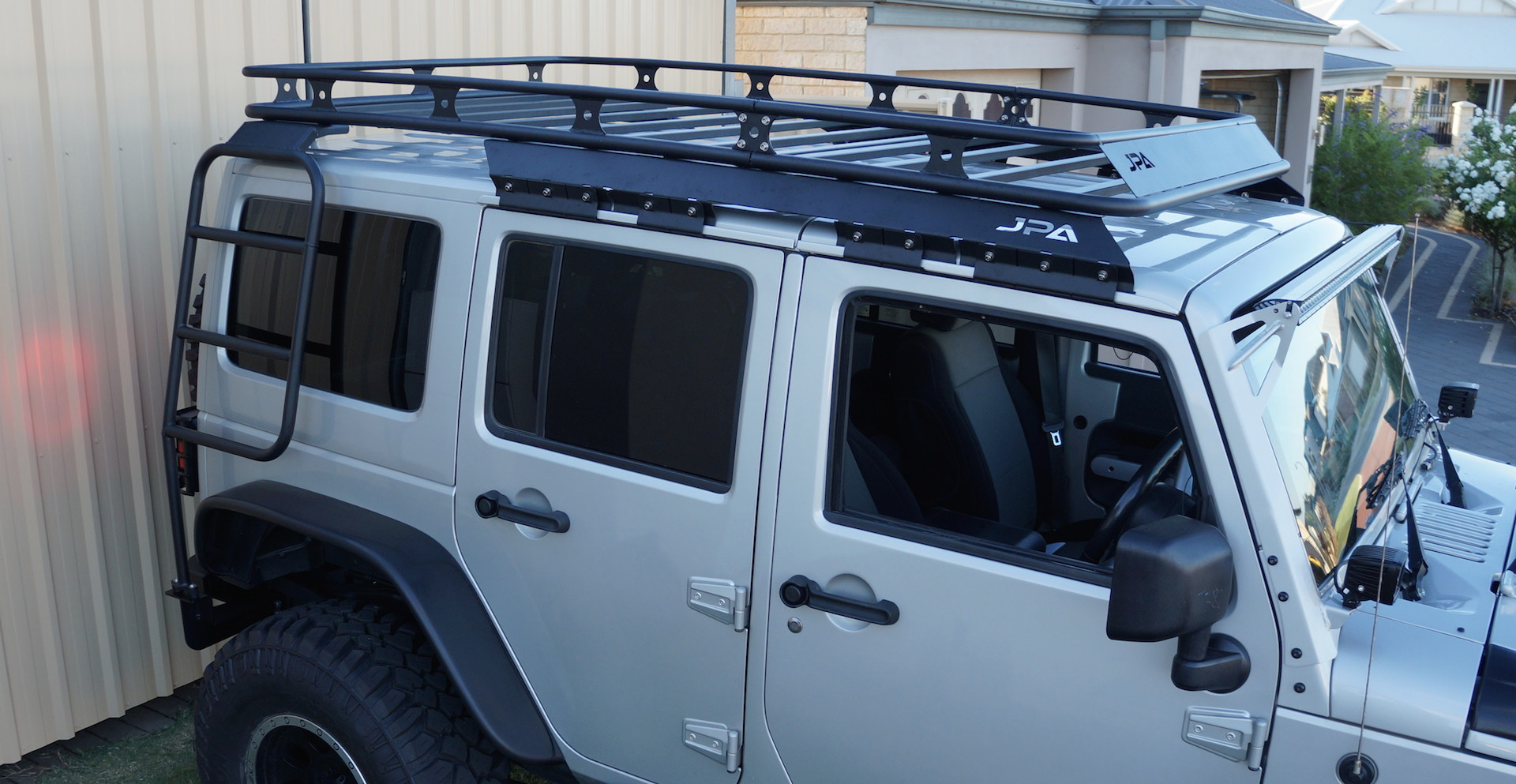 Jeep Jk Roof Rack Australia Jpa Contour Hd2 Roof Rack Syst