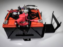 Genesis Offroad dual battery (Custom)