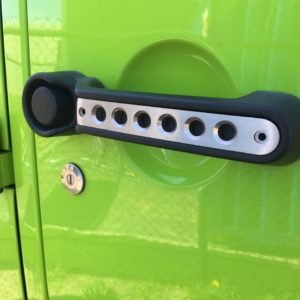 JPA Billet Door Handle Inserts Machined CNC for JK ...