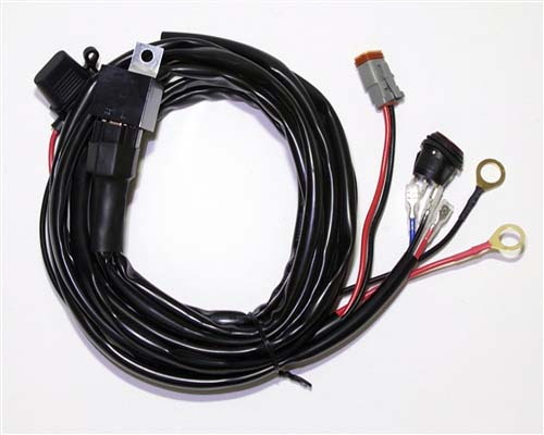 aurora led light bar wiring harness 40a switch deutsch plug aurora led light bar wiring harness 40a switch deutsch plug