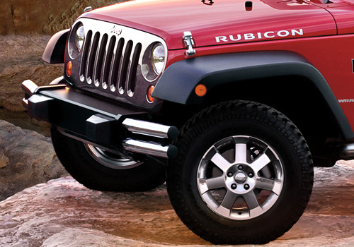 Jeep Grand Cherokee Off Road Bumper >> Jeep Wrangler 07+ Tubular Style Chrome Front bumper Mopar part: 82209743 | Aftermarket Jeep ...