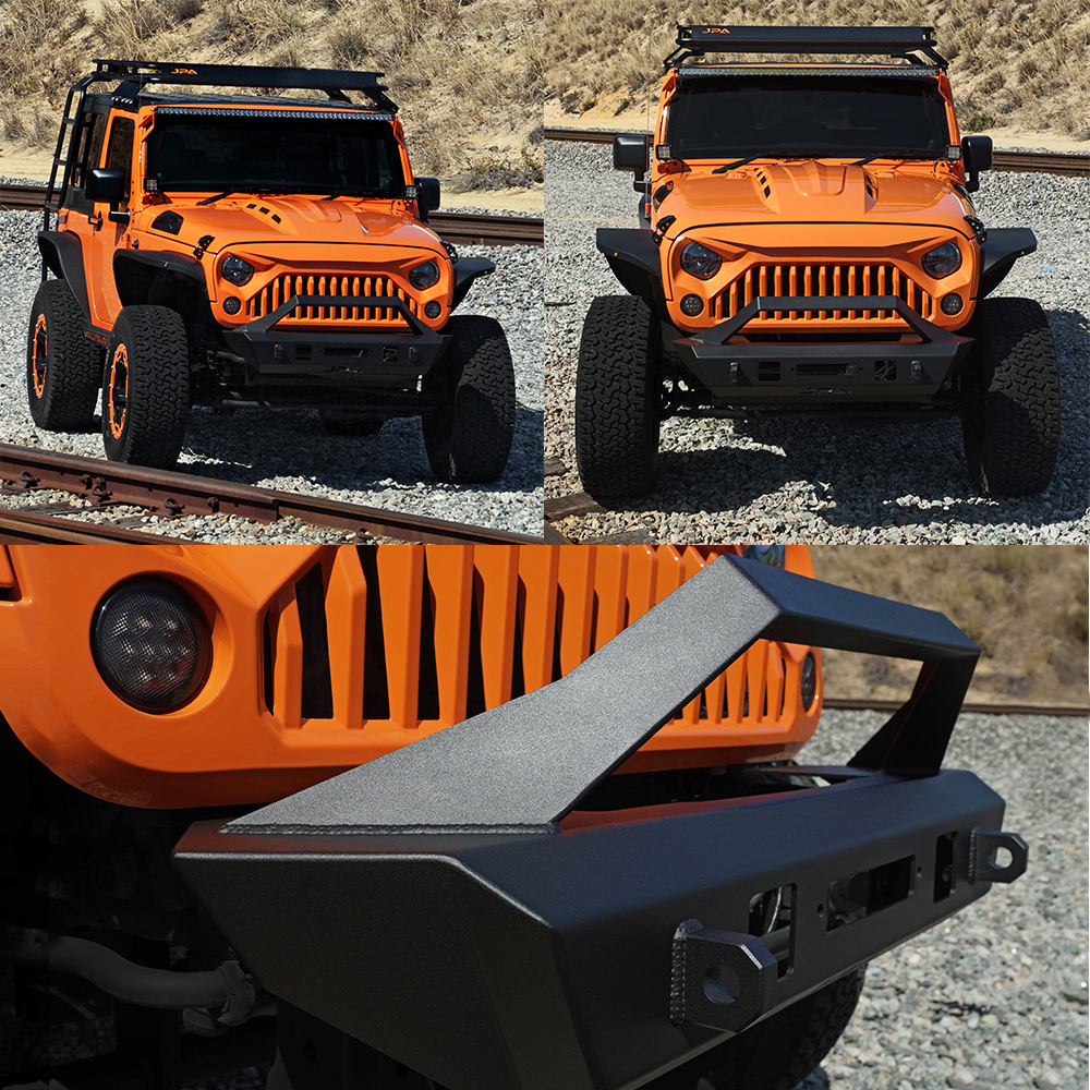 tire quick bumpers stubby p jk bumper img with wrangler carrier view jeep rear