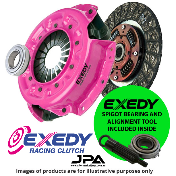 Exedy HD cover